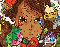Violeta Parra: Madre de los Misterios
