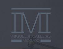 Miguel Á. Callejas | BRANDING