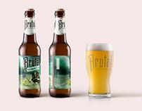 Cerveja Brutal (Gengibreja)