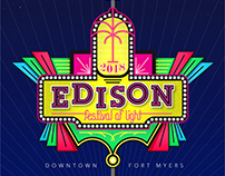 Edison Festival 2018 Poster