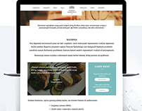 Kamienica Sporting- Webdesign