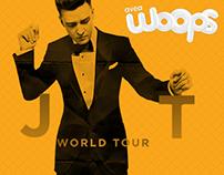 Woops - Justin Timberlake İstanbul Konseri