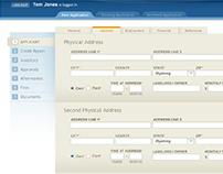 Solex Online Lending UI