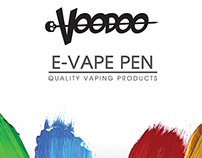 Voodoo Vaporizers Product Design and Packaging