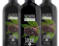 Packaging Jarabe de Sauco