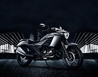 Suzuki Intruder Campaign
