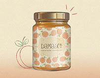 Etiqueta para dulce