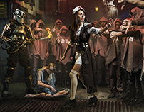 MSK-2048 Season 2 (poster, bts)