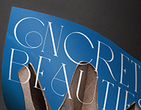 CONCRETE BEAUTIES POSTER CAMPAIGN