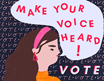 Make Your Voice Heard!