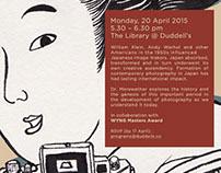 EDM Design for Duddell's, Hong Kong