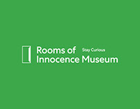 Rooms of Innocence Museum branding