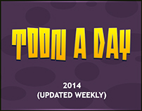 Toon a day 2014 (Updated Weekly)