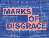 Marks of Disgrace (BFA Capstone)