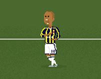 Football Pixelart