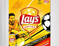 Lay's Stax -Promo- POP Material