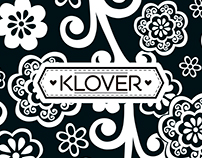 """""""KLOVER"""" (baby-cover) product ID (logo, box, etc.)"""