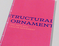 Structural Ornament Book