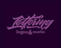 Lettering logos & marks / January
