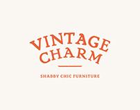 Vintage Charm - Visual Identity