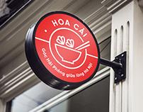 Branding   Hoa Cai Restaurant