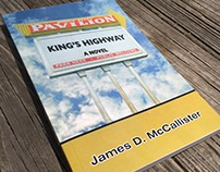 King's Highway Book Cover Design
