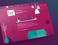 The M.Y. Design Website
