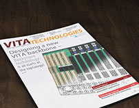 VITA Technologies Magazine Cover