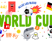 Snapchat World Cup Stickers