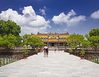 World Heritage Sites in Vietnam & Camera Spot