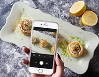 Mynu App. - Tortinha de Limão