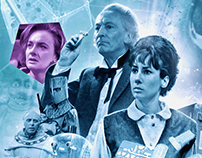 Doctor Who - DVD Covers