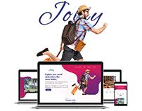 Jolly - Your Travel Portal Website