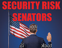Security Risk Senators - Book Cover