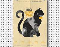 Carteles de cine - Inside Llewyn Davis