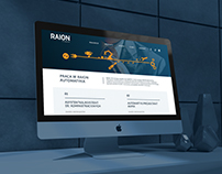 Raion Automation – Web design
