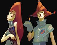 Pyromaniac Squad