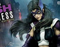 Huntress Hush - work done for Prime1