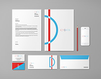 IcyData - Logo & Branding