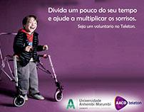 Campanha para AACD