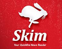 Skim News Reader