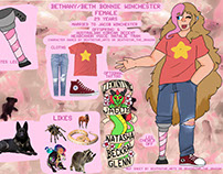 Bethany Photoshop Ref Sheet