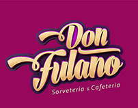 Don Fulano - Identidade Visual