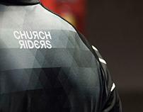 Church Riders Branding