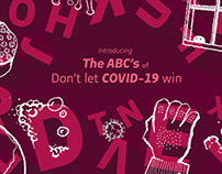 Don't Let COVID-19 Win