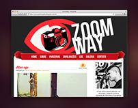 Zoom Way - Blog CSS/Html e Design