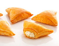 pastry products for packaging