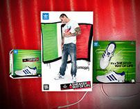 Adidas / Foot Locker POS 2010 (Fabri Fibra Testimonial)