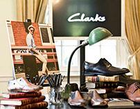 Clarks - Lanzamiento en Uruguay