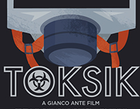 TOKSIK Movie Poster